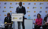 Kweku Mandela at Global Youth Traffic Safety Month