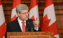Harper is Mad, Reporters are Unruly, and Duffy's in the Doghouse