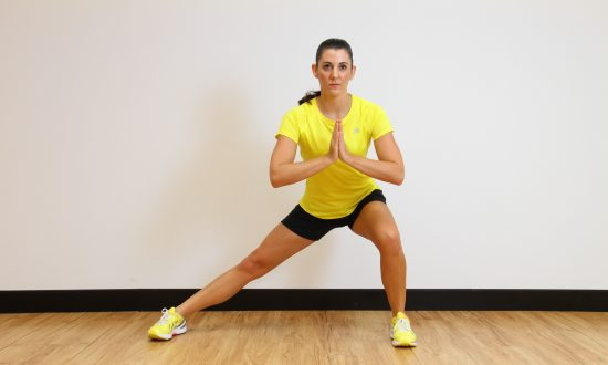 Workout of the Week: Three-Point Lunge