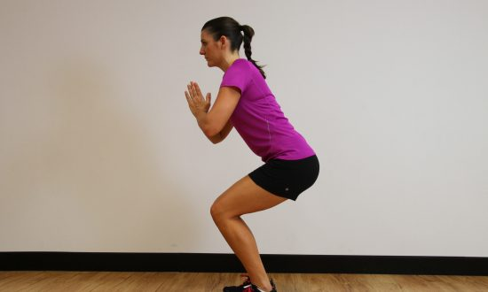 Move of the Week: Parallel Squat Kick