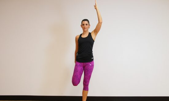 Move of the Week: Standing Stretch Sequence