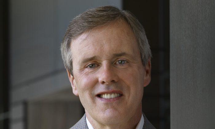 Jim Richie, senior vice-president of sales and marketing for Tridel, BILD Award winner, Homebuilder of the Year, 2013.