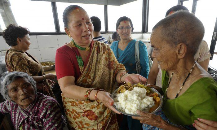 Elderly people in nepal health nutrition