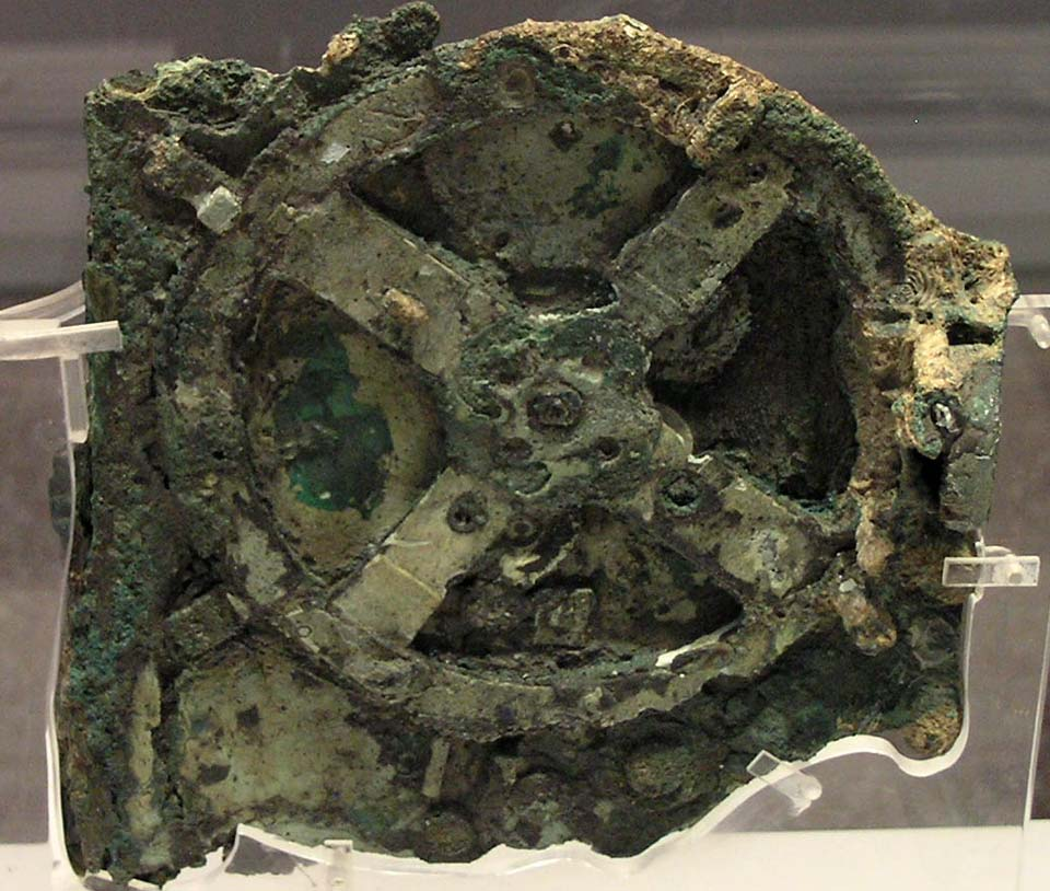 Antikythera Mechanism: 2,000 Year Old Computer Used by Ancient Greeks