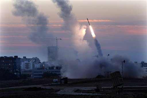 Israel Accuses Lebanon Government of Rocket Attack