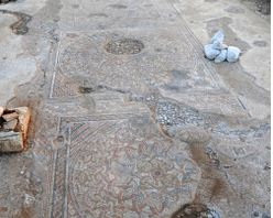 Byzantine Mosaic Floor Found in Israel » The Epoch Times