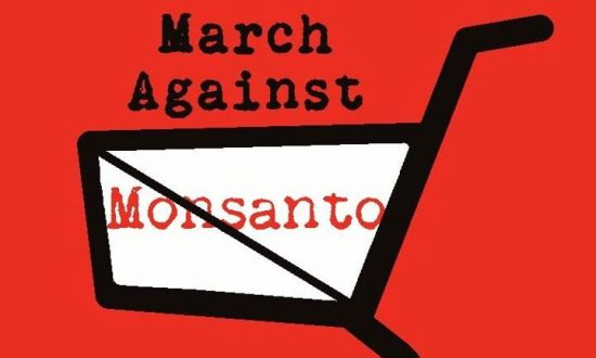 Protests Against Monsanto in 55 Countries