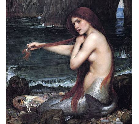 Mermaids Are Real: Columbus, Shakespeare, and Pliny the Elder