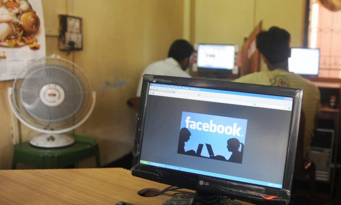 The Indian government launched the Central Monitoring System (CMS) in April this year, which would enable it to monitor all phone and Internet communications in the country. Human right's organizations fear that this will undermine citizens' rights. (DIPTENDU DUTTA/AFP/GettyImages)