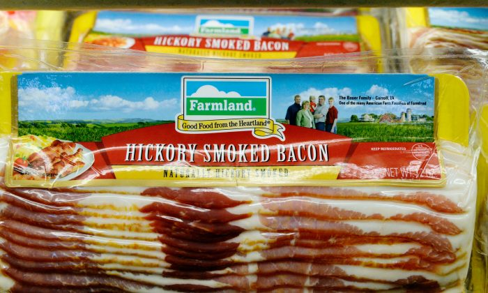 China to Buy Big Chunk of American Pork