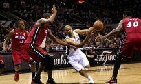 NBA Finals Game 3 First Quarter Recap: Spurs 24, Heat 20
