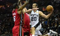 NBA Finals Game 3 Third Quarter Recap: Spurs 78, Heat 63