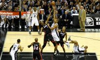 NBA Finals Game 5: Spurs Take 3-2 Lead With Win