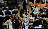 NBA Finals Game 5: Photos