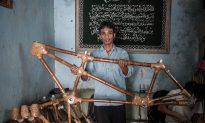 Photo Gallery: Bamboo Bike