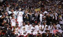 NBA Finals: Miami Heat Are 2013 Champions