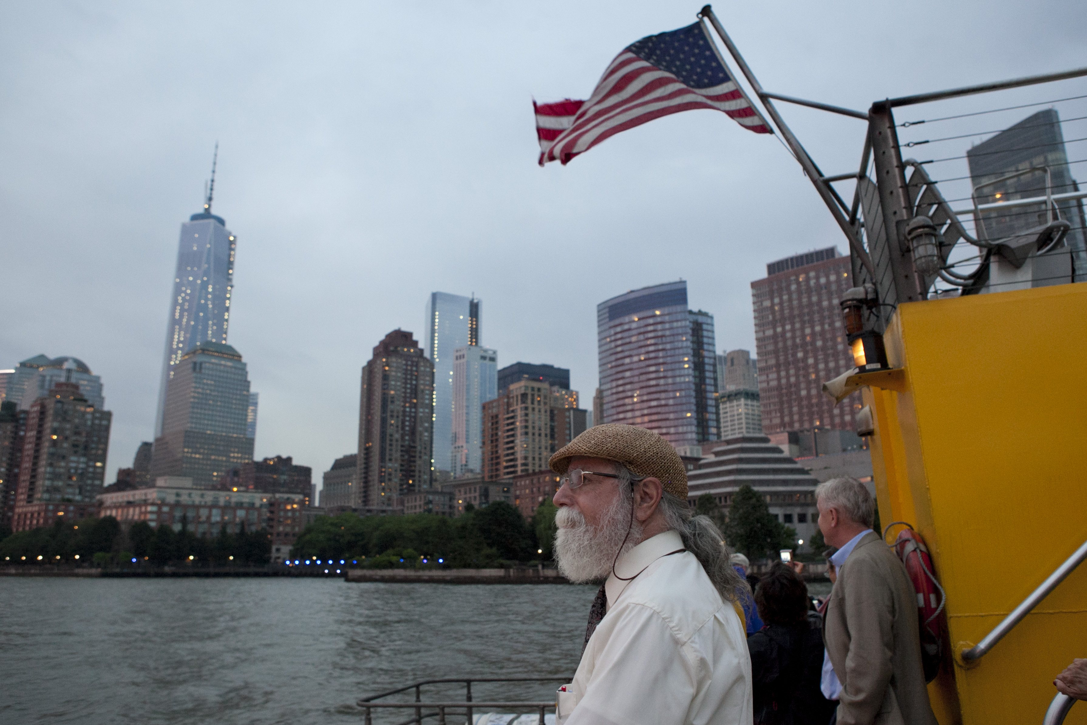 Former Harbor Supervisor Says Sandy Recovery Offers Potential (+Video)