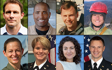 NASA Chooses 8 New Astronauts for Future Missions, Including to Mars
