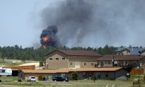 Photos: Wildfire in Black Forest, Colorado