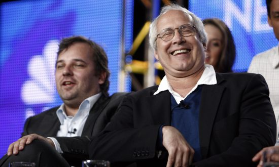 Chevy Chase Helps NY Group Raise Sculpture Funds