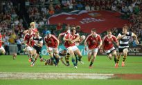 Lions Kick Off Tour with Easy Win