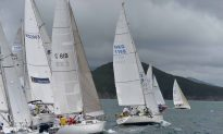 Action Packed Day-2 Races in the Hebe Haven Typhoon Series