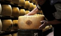 Your Parmesan Cheese Is Made of Wood Pulp… Or Is It?