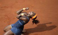 Serena Williams Defeats Maria Sharapova to Win French Open Women's Singles Title