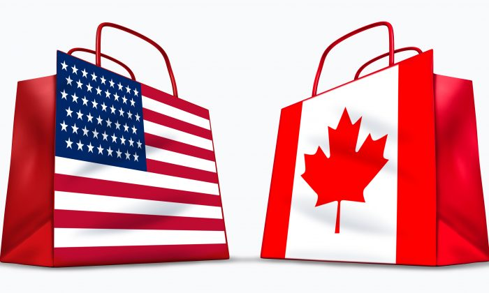 The Canadian economy is expected to get a boost from the strengthening U.S. economy in 2014, the Conference Board of Canada says. (Francesco Santalucia/Photos.com)