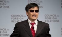 Chen Guangcheng: Chinese Regime Pressured NYU to Force Me Out