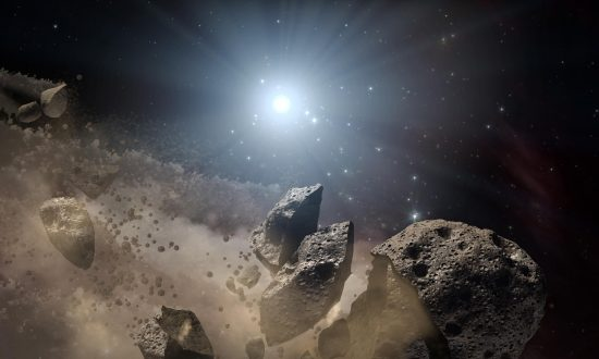 Asteroid 'Grand Challenge:' A Call For Help Detecting Dangerous Asteroids