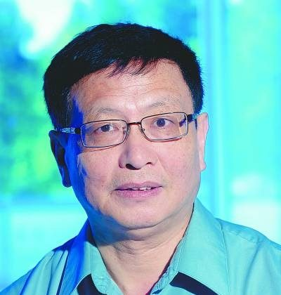 Zhang Yitang, who made a breakthrough in understanding prime numbers (University of New Hampshire)