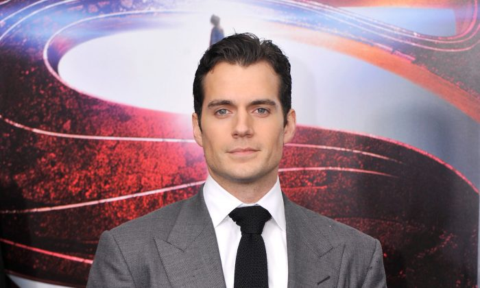 "Actor Henry Cavill, who plays Superman in ""Man of Steel,"" has been criticized for his lack of warmth in the role. (Stephen Lovekin/Getty Images)"
