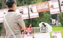 Match-Making Markets Flourish in Chinese City Parks