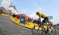 Chris Froome Best of the Race on Mount Ventoux, Wins Tour de France Stage 15