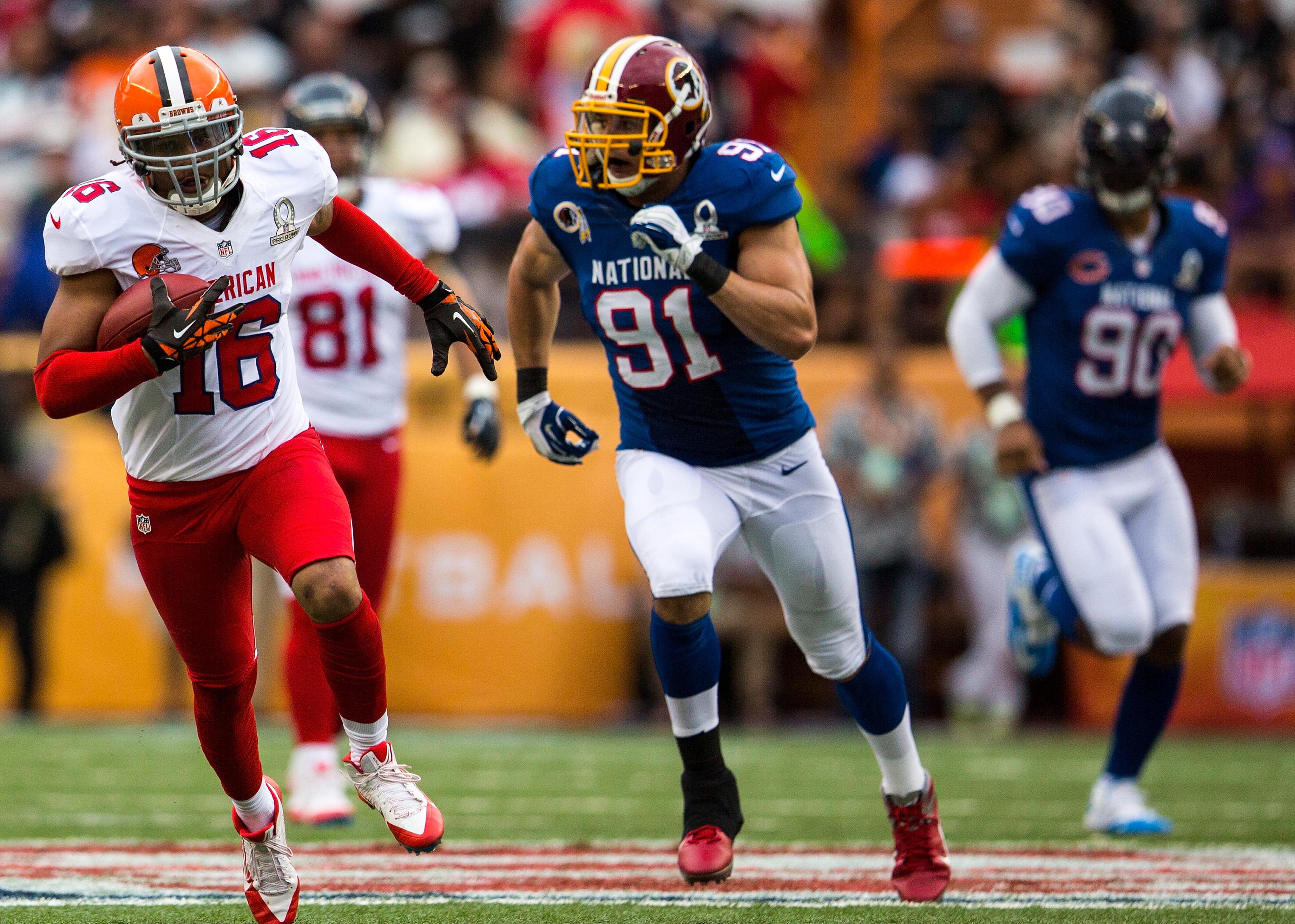 quality design c1726 734a6 NFL Pro Bowl Changes: Pro Bowl Draft, No More AFC-NFC Matchup