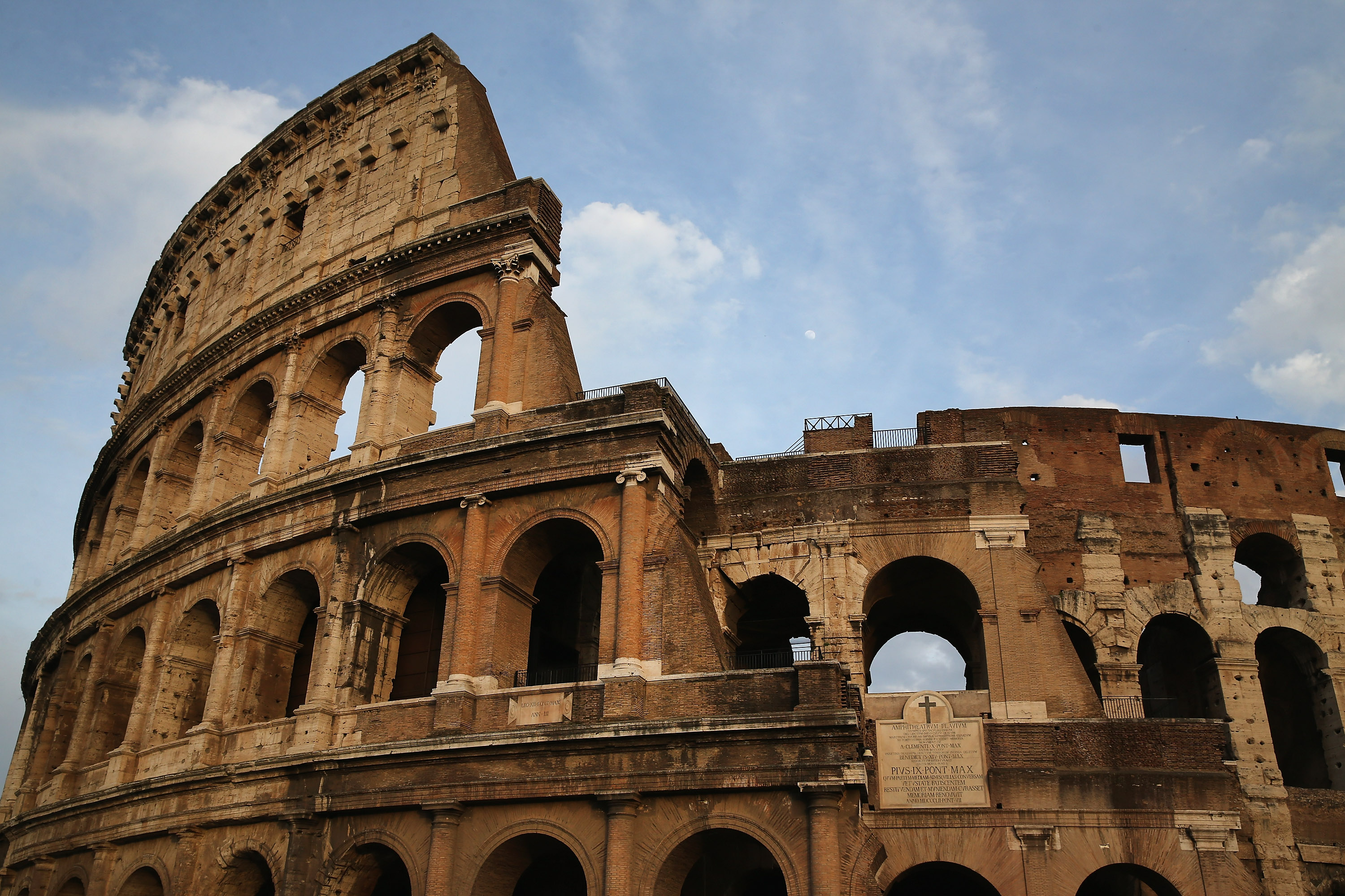 Italys Cultural Heritage Crumbling From Financial Neglect