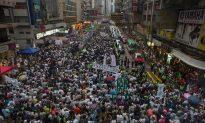 On July 1 Hong Kong's Spirit Displayed