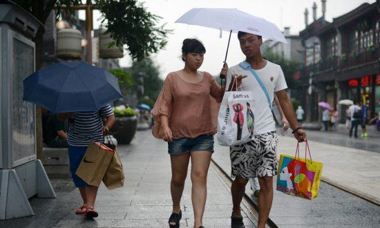 China Economy Shows Cracks