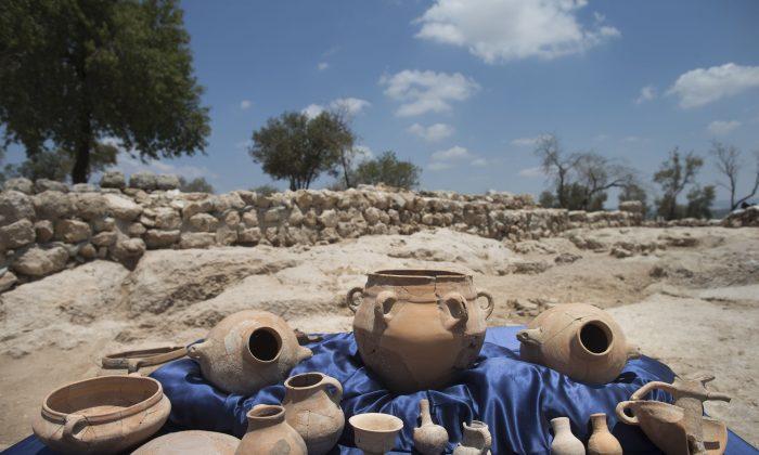 King David's Palace Found Near Jerusalem, Archaeologists Say