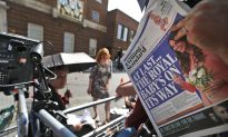 Guardian 'Republican' Button Appears Amid Royal Baby News