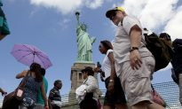 Lady Liberty Opens on Independence Day (Photos)