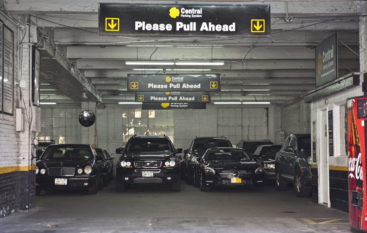 100 000 that s how much some parking spaces in brooklyn for Parking garages new york city