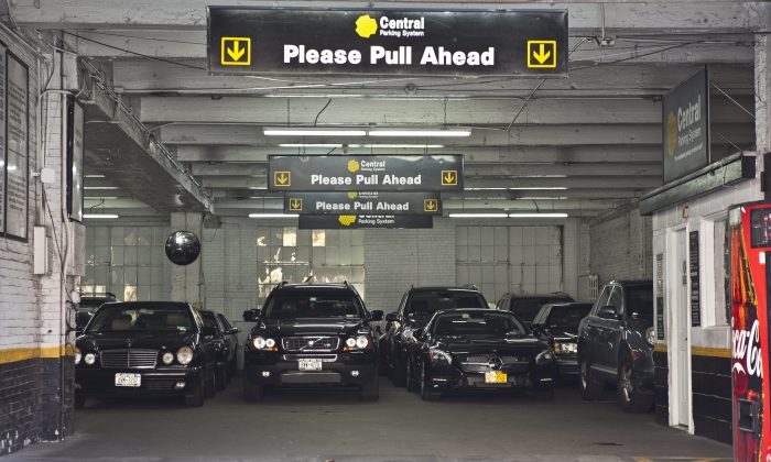 100 000 that s how much some parking spaces in brooklyn for Ny city parking garages