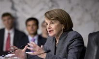 Dianne Feinstein Says She's Preparing Legislation to Provide Drought Relief to California