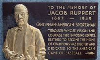 Colonel Jacob Ruppert: The Man Who Built the Yankee Empire