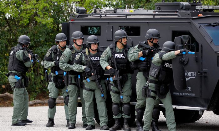 SWAT Team Overuse Endangers the Innocent, Says Author | Anthony ...