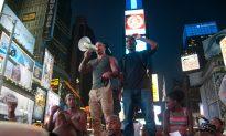 Zimmerman Verdict Protesters Occupy Times Square (+Video)
