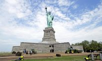 Lady Liberty Accepts Visitors Again