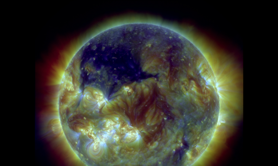Coronal Hole in Sun: Reaching 11-Year Max